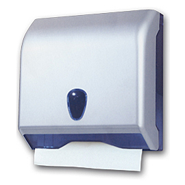 HAND TOWEL PAPER HOLDER SATINE 600 SHEETS 3 PCS.