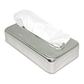 TISSUE INOX DISPENSER 3 PCS.