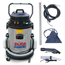 EXTRACTION VACUUM CLEANER CALIFORNIA 2400 W COMPLETE