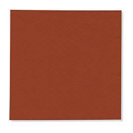 NAPKIN BORDEAUX  1PLY 23X24 5X750 PCS.